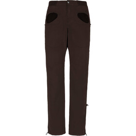 E9 Rondo Slim Pants Herre coffe